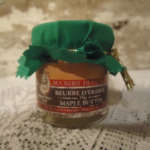 Maple Butter · 50 g