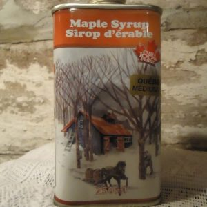 Maple Syrup · Tin Metal · 250 ml