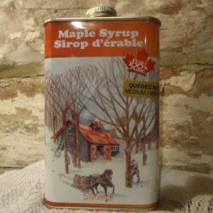 Maple Syrup · Tin Metal · 500 ml
