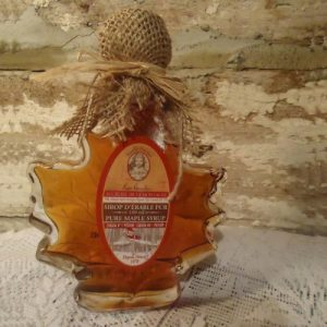 Maple Syrup · Leaf Bottle · 100 ml