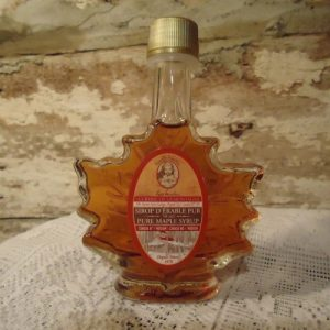 Maple Syrup · Leaf Bottle · 50 ml