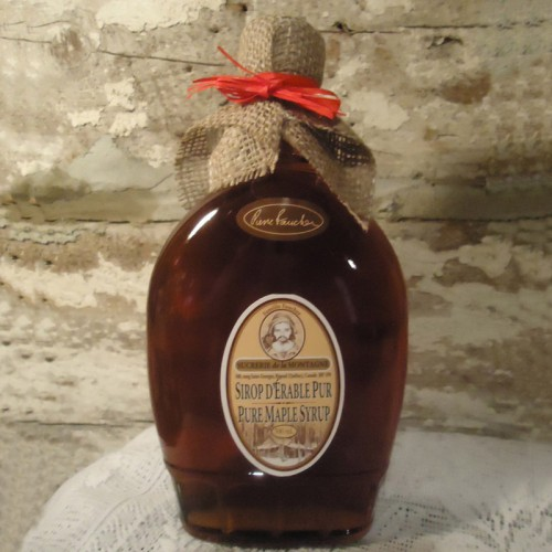 Maple Syrup · Gallon Bottle · 250 ml