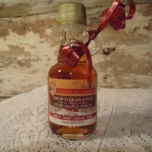 Maple Syrup · Gallon Bottle · 40 ml