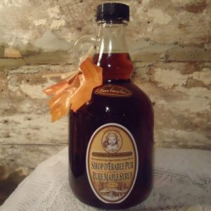 Maple Syrup · Gallon Bottle · 500 ml
